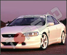 accord racing parts guide exterior body kits. Black Bedroom Furniture Sets. Home Design Ideas